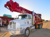 G&K1000 Truck Mounted Drill Rig