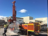 HD110 Drill Rig (New) and equipment