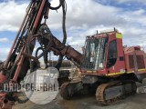 Sandvik DP1500 chain Drive Drill - 2009, that would either be suitable for parts or a rebuild